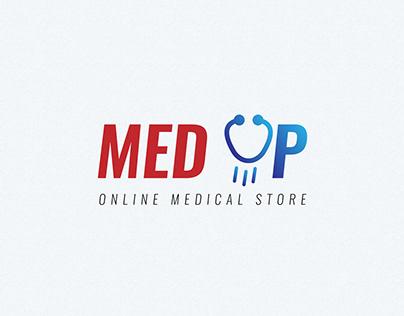 MED-UP Brand Identity