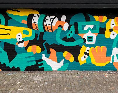 Fun Murals