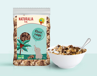 Naturalia Kids - Packaging