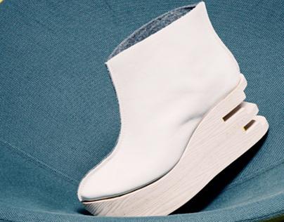Built - IT Experimental shoe