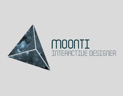 My Portfolio - Moonti