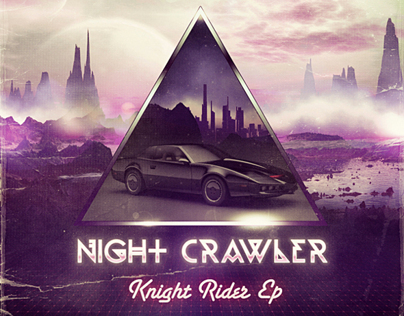 Nightcrawler Knight Rider EP