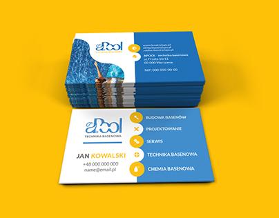 aPool business card