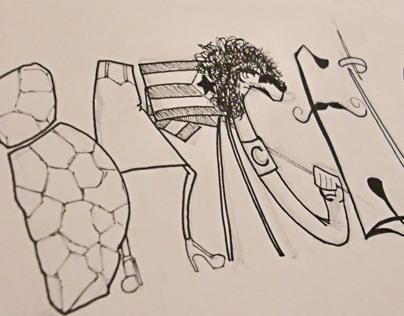Sketch Lettering