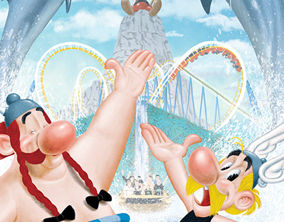 Parc Asterix - Le Parisien