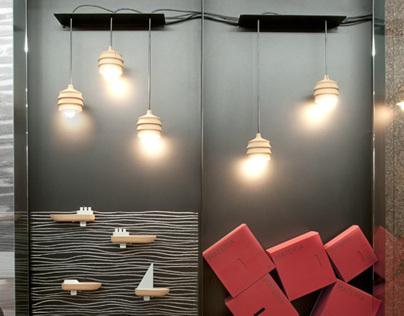 Amorim Cork Composites Showroom