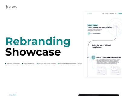 Thrupny Rebranding Showcase