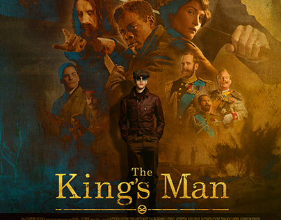 The King's Man Key Art