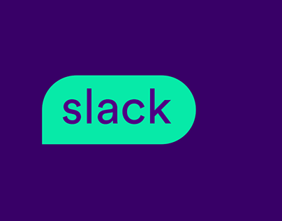 Slack Visual Identity Concept