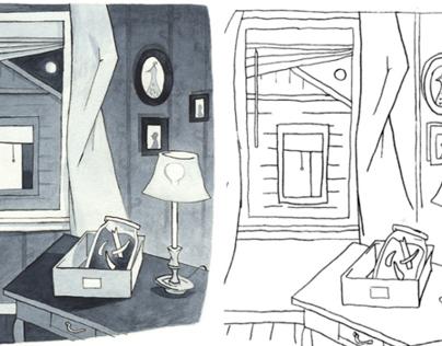 Art Amiss 10 Coloring Book Retrospective