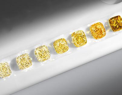 High jewelry retouching