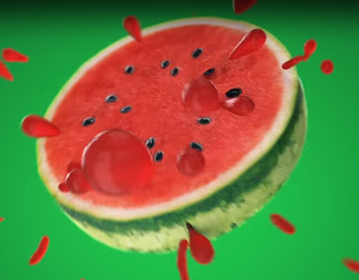 3D animation for mexican candy By team Ool