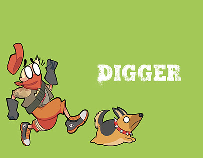 Digger & Meaty