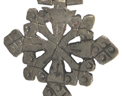 Sadigh Gallery find: Egyptian Coptic cross