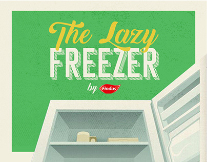 The Lazy Freezer by Findus