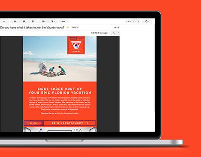 Space FL Digital Campaign
