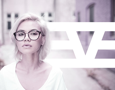 Visual identity and logo for Eve Stockholm