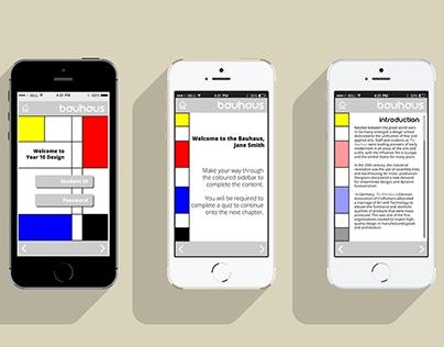 Diploma Assessment: Mobile App