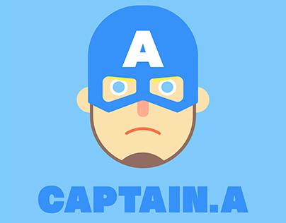 Avengers #captain.a