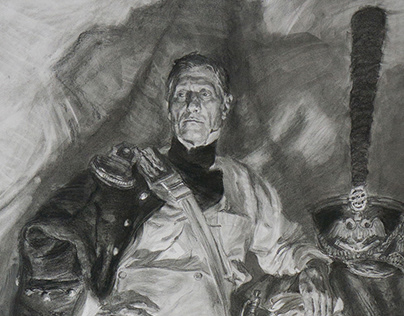 Charcoal by Vitaly Yekleris