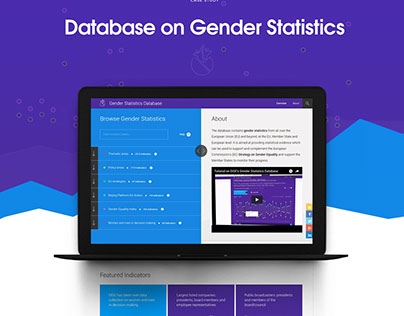 Database on Gender Statistics