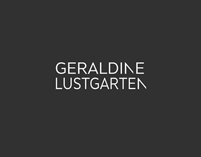 Logo for Geraldine Lustgarten