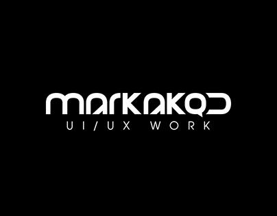 Markakod Reklam ve Yazılım Hizmetleri - UI/UX Work
