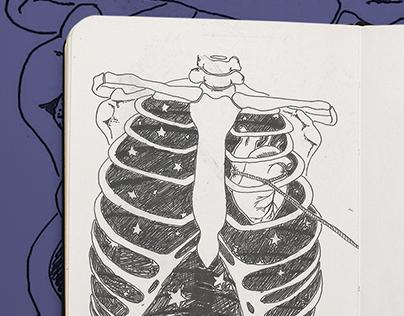 Chia's Sketchbook