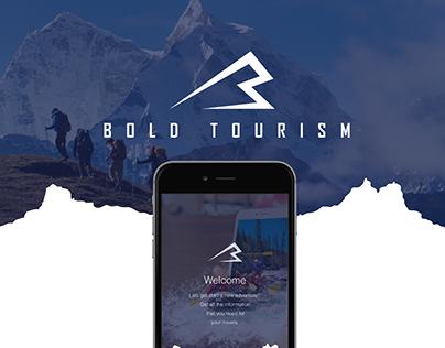 Bold tourism: App Mobile