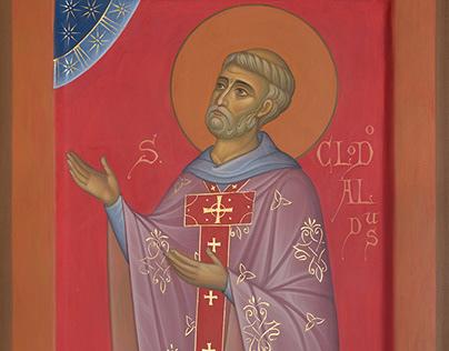 Saint Clodoald