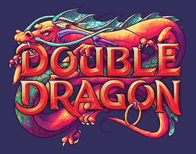Double Dragon Collaboration Redesign