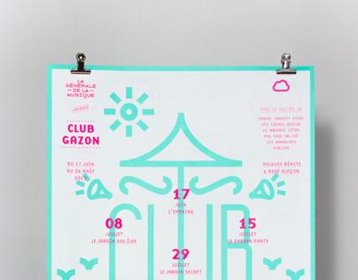 CLUB GAZON