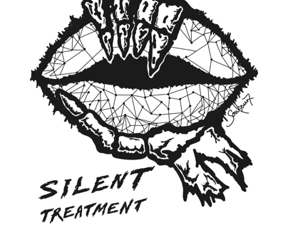 SILENT TREATMENT DOUBLE PRINT
