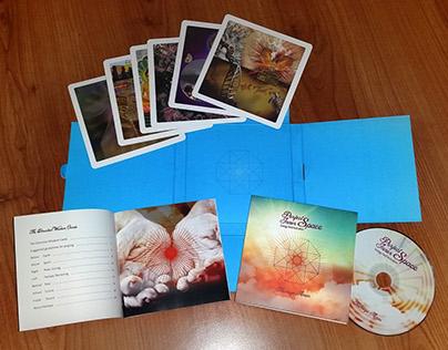 Disc booklet Design