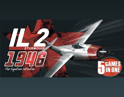 IL-2 1946 Projects 2
