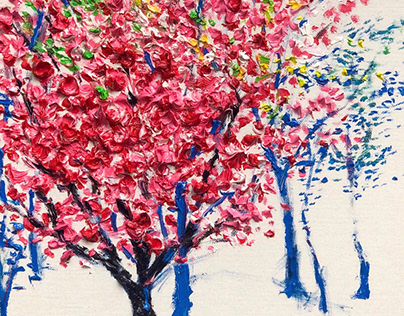 image-a flowering tree