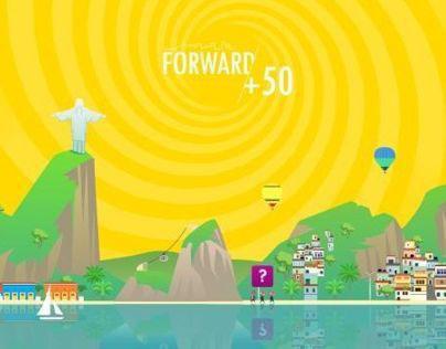 FORWARD +50 / MMO Social Serious Game