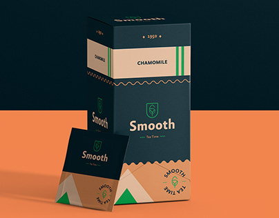 Smooth | Identity & Packaging