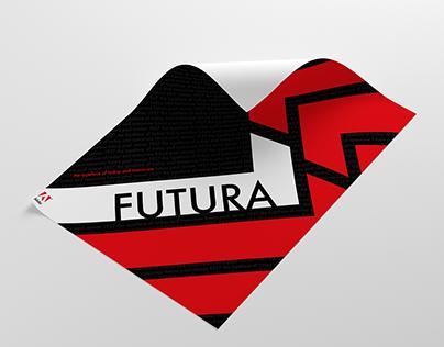 Futura Type Family Poster