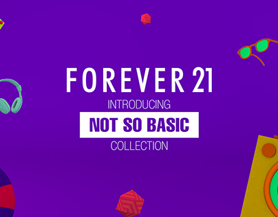Forever 21 - Not so basic