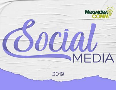 Social Media | Agência Megaidea//COMM