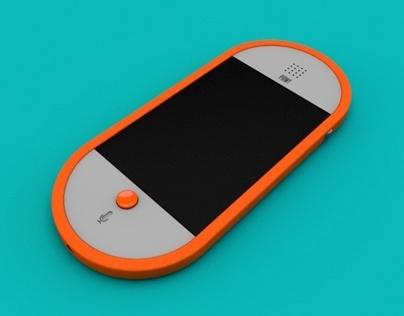 Phone concept - Pow!