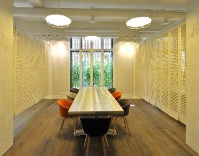 Office Polyvalent Room Madrid, 2011