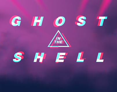 Ghost in the shell - my concept of character