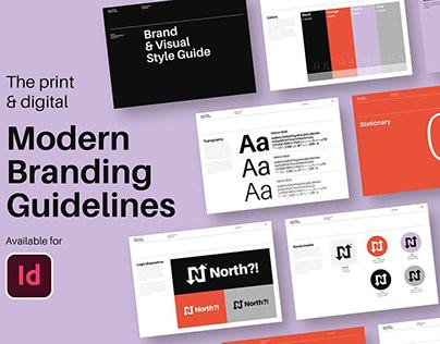 Modern Branding Guidelines