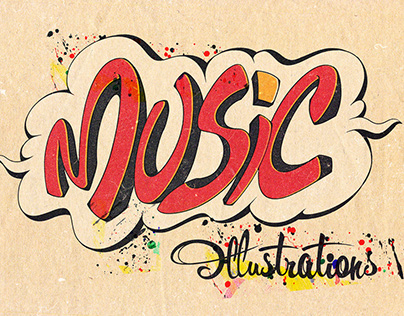 Stereo-mono music illustration