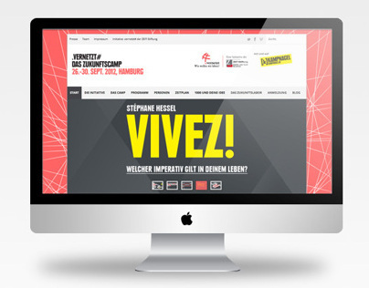 .vernetzt# – Webdesign