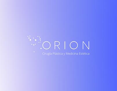 ORION - Branding