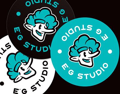 E'G STUDIO   Rebranding