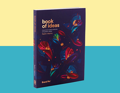 Book of Ideas - A journal of creative direction